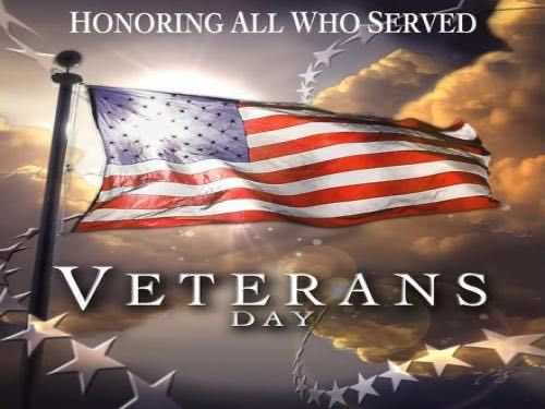 Thank you to all who have served, are serving, in our military. We honor you today. #veteransday2020 @CFBISD