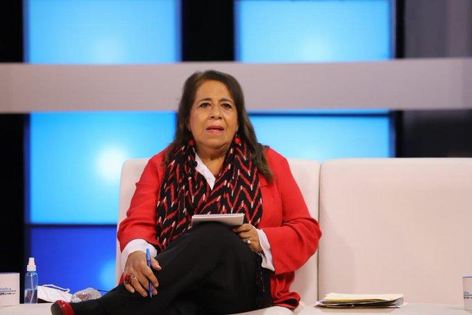 Nidia Díaz: Hay condiciones y motivos para desaforar a Arriaza Chicas