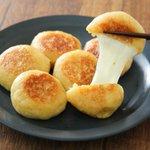 無限に食べてたくなる美味しさ?!伸びるチーズがたまらない、絶品芋餅のレシピ!