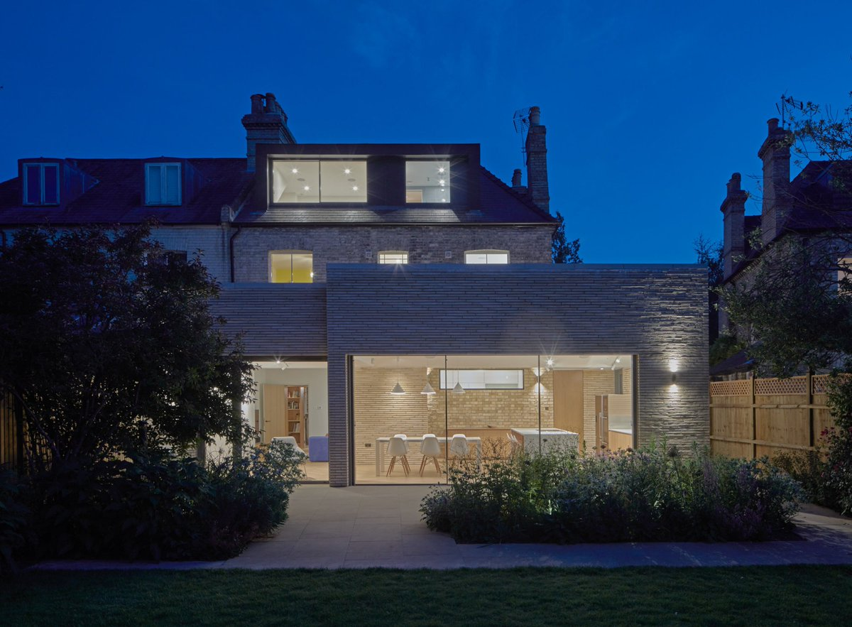 Our project with @NeilDusheiko won the British Home Award for #hometransformation of the year 2020!  More here >>> https://t.co/dHrMTilg6c https://t.co/IVoYtNoR81