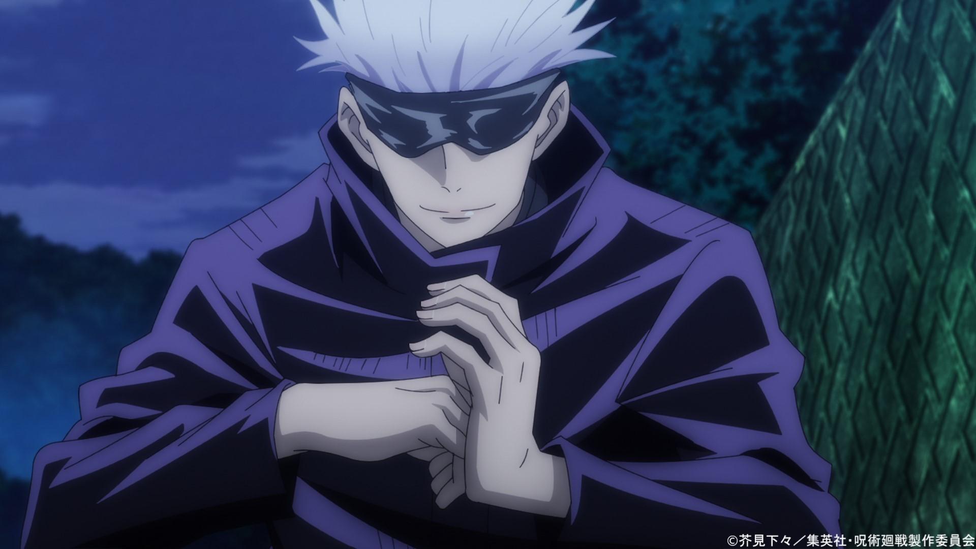 【呪術廻戦】の主要登場人物の設定とアニメの声優は誰?プロフィールも
