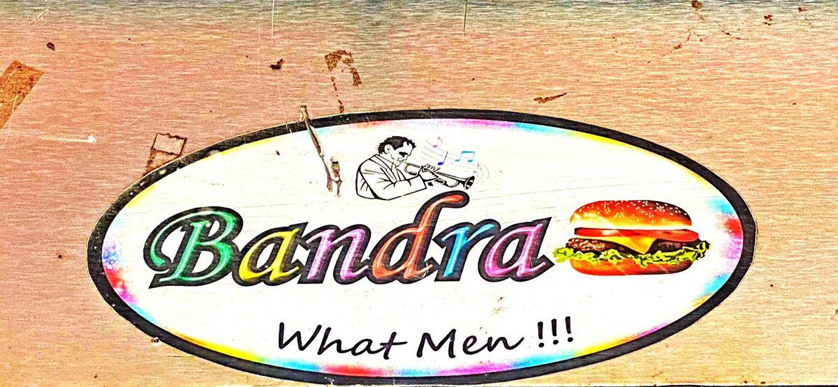 This poster outside Venus cake shop is so quintessentially Bandra! 🤣😂 #bandradiaries #bandralove
