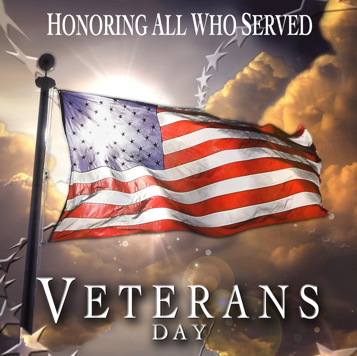 Replying to @cvpayne: #VeteransDay2020  Thank a vet today (and everyday) because freedom isn't free.   God Bless
