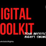 Image for the Tweet beginning: Discover Freemuse's #DigitalToolkit for artists,