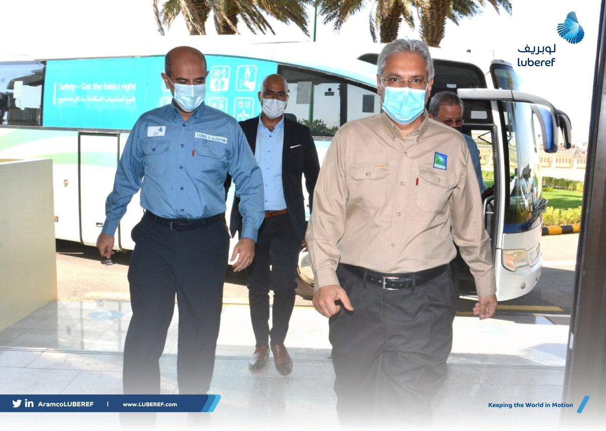 Saudi Aramco Base Oil Company Luberef Aramcoluberef Twitter