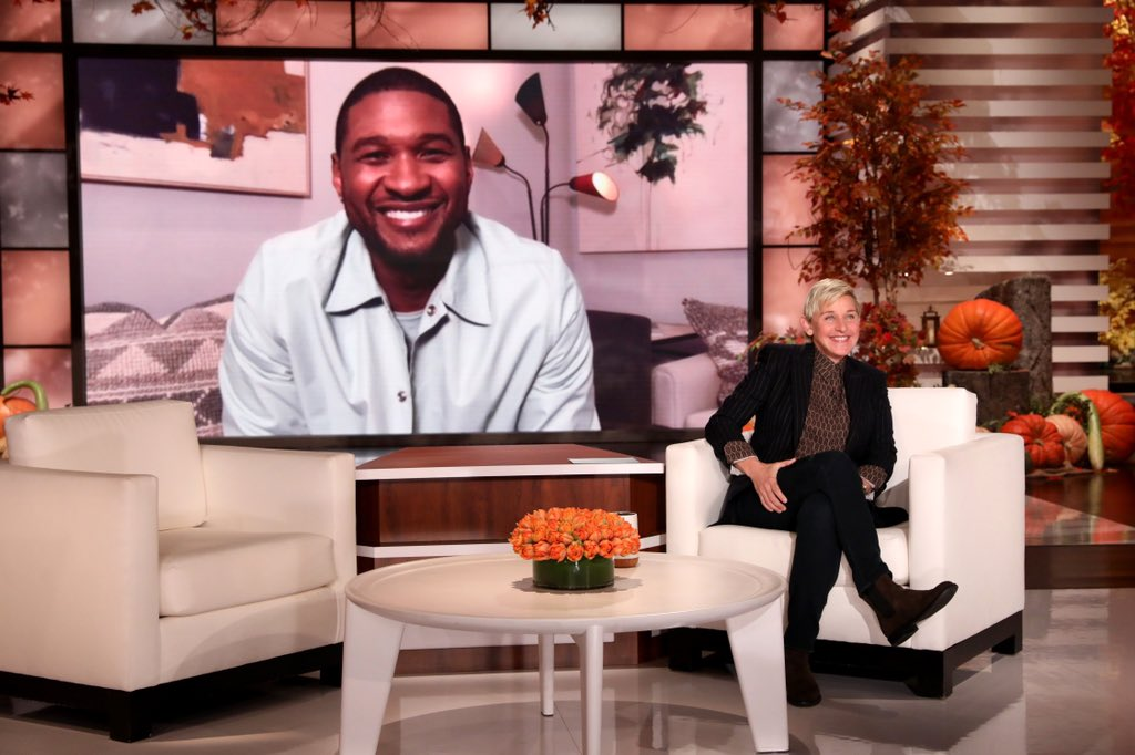 I'll be on @TheEllenShow today talking about how my @UshersNewLook Foundation is helping transform the lives of youth and helping to develop passion-driven, global leaders. Don't miss it.