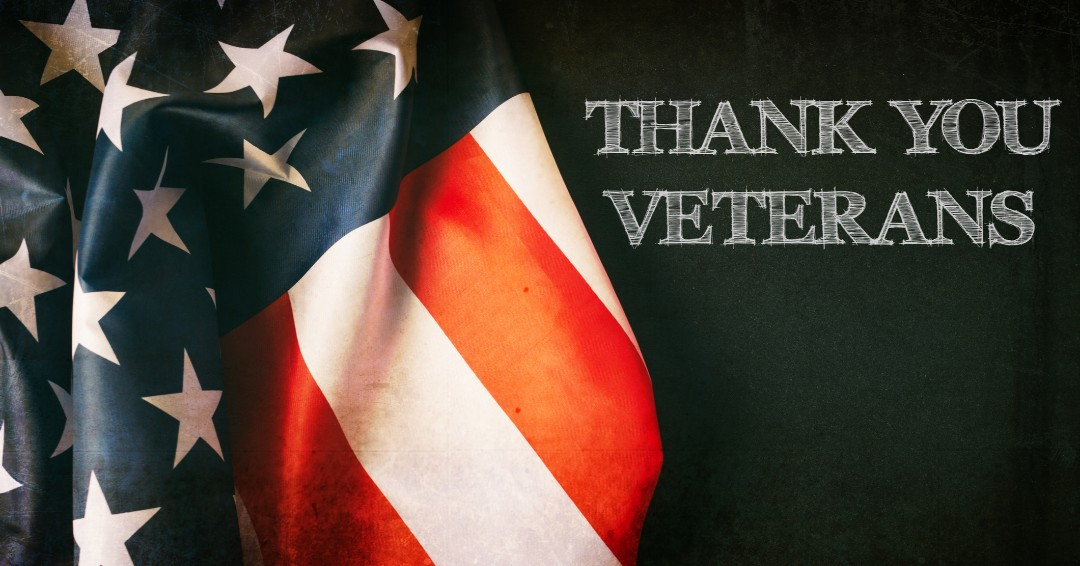 Happy Veteran's Day from our family to yours! https://t.co/vTeC99n8bS