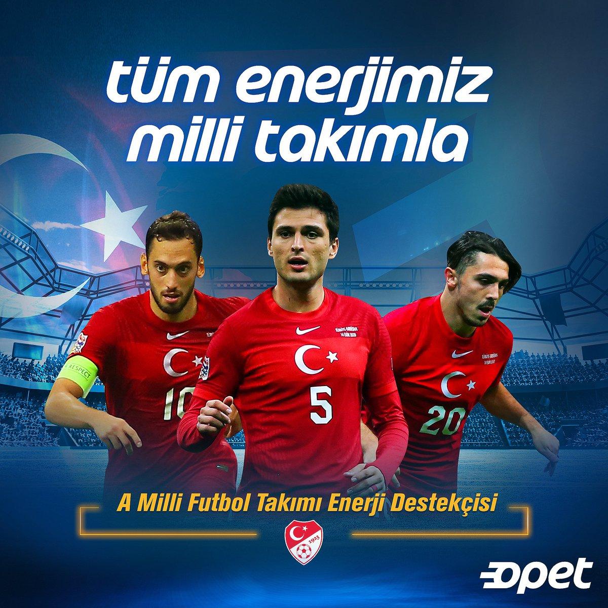 Hırvatistan ile karşılaşacağımız dostluk maçında, Millilerimize başarılar.