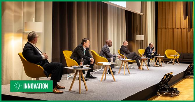 Nouvelle édition d'un #TechITeasy 100% digital ! Ce cycle de conférences d'acculturation au digital à destination des collaborateurs avait pour sujet le Cloud, catalyseur essentiel pour conjuguer stratégie technologique et stratégie d'entreprise. #innovation