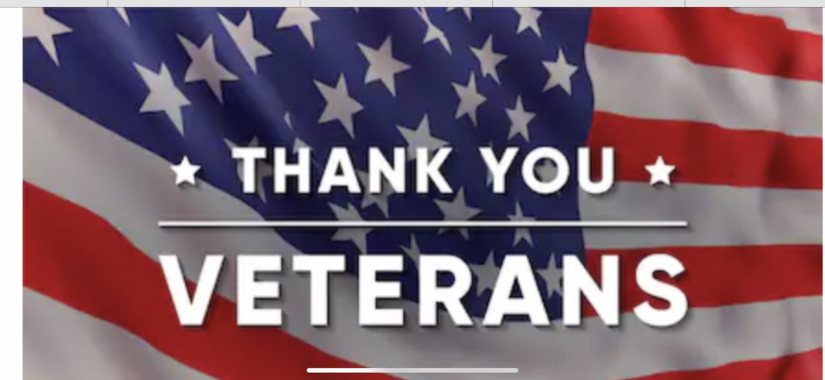 To all who have served and placed the Welfare of ALL over the welfare of self; We love you, we thank you and we honor you.