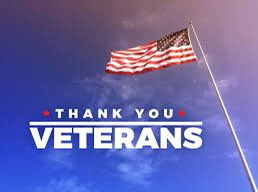 I come from a family who served. My father, my brothers and one of my sisters are veterans as well as