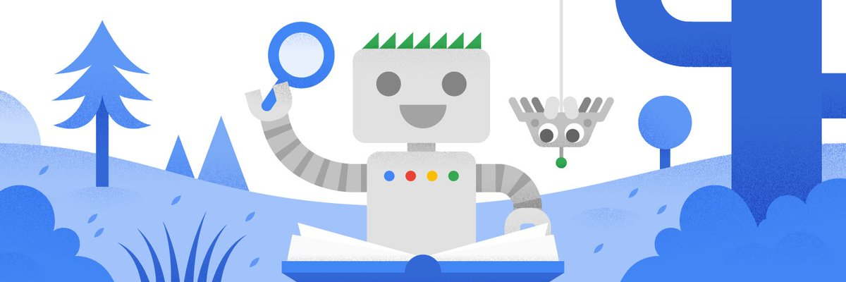 Goodbye Google Webmasters, hello Google Search Central! We're changing our name, consolidating documentation, and refreshing how we look–including a new sidekick for Googlebot. Read our blog post for more info:  https://t.co/ujUDqp9g50 https://t.co/U5T3fovUJM
