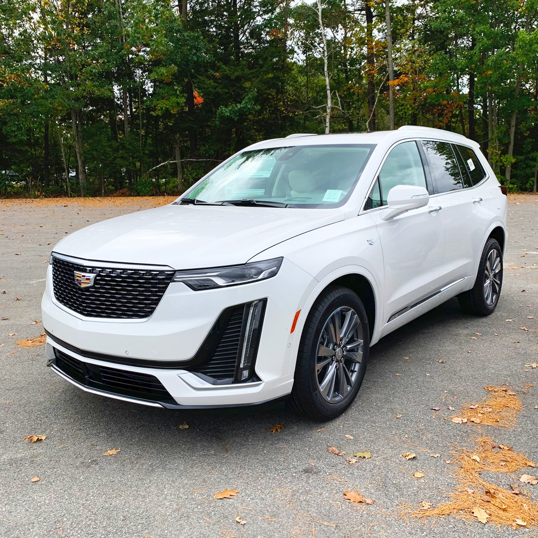 When the time comes, the #XT6 is ready for your crew. 😉 Tag your 5 closest friends who will be riding alongside you.  👉 Shop our XT6 Sales ➡️   #Cadillac #MakeYourWay #ride