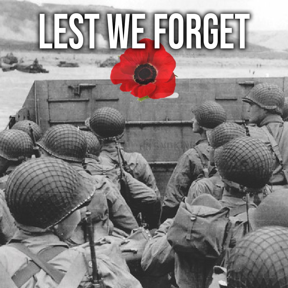 Lest we forget the many men and women that have served and sacrificed to protect the freedom we have in our country. - Without you, there is no us and we can't thank you enough for the unselfish act of defending the freedom of North America. https://t.co/THooY3j1nq