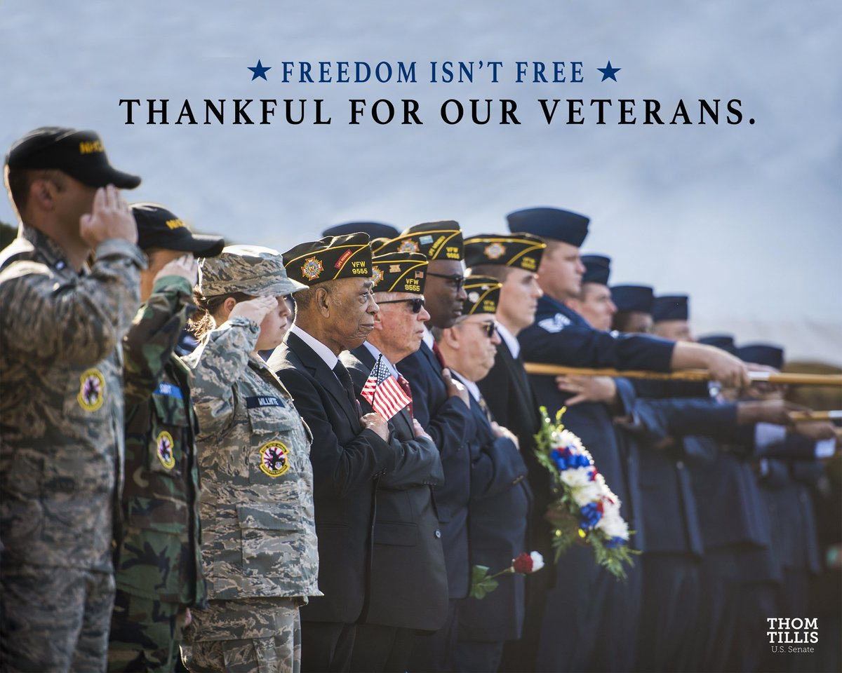 Today is Veterans Day. Our brave veterans served our nation in defense of our freedoms and in defense of our American flag. God bless them and their families!