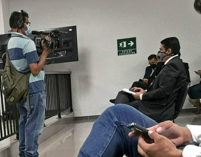 Roberto d´Aubuisson en tribunales por no reinstalar a 71 empleados