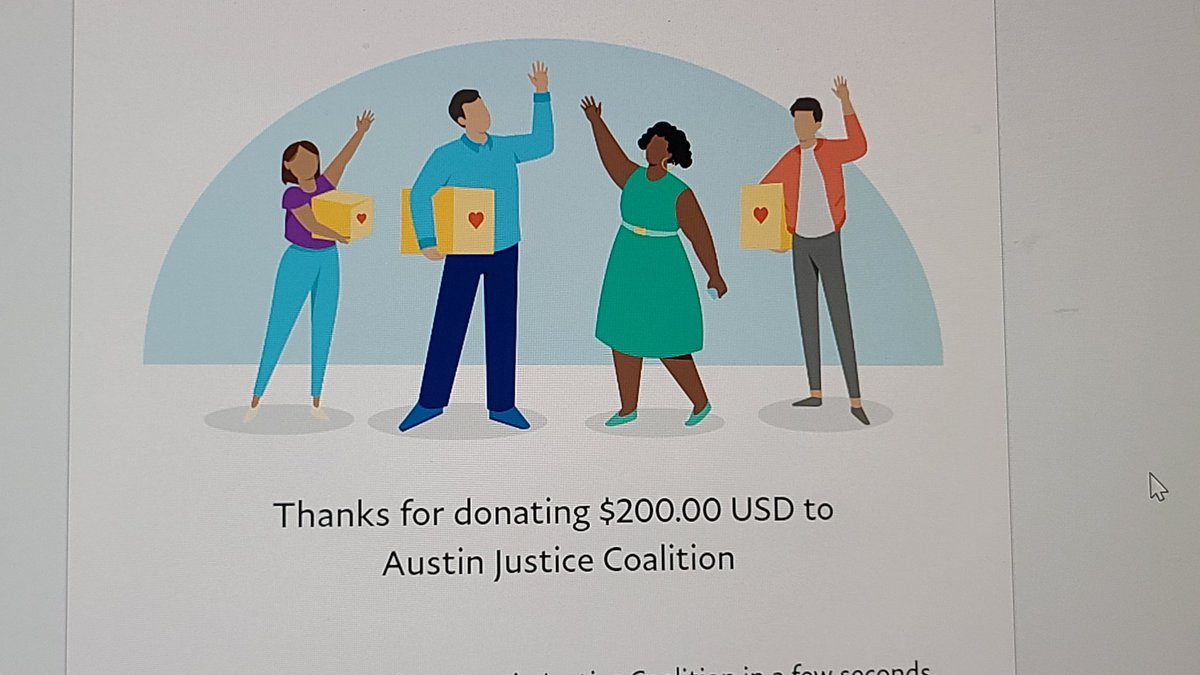 We donated $200 to @AtxJustice this morning thanks to everyone who bought a #Drawlloween tee this October! 100% goes to Auston Justice Coalition -  More shirts are available on , and of course we'll donate the proceeds from the sale of the rest as well!