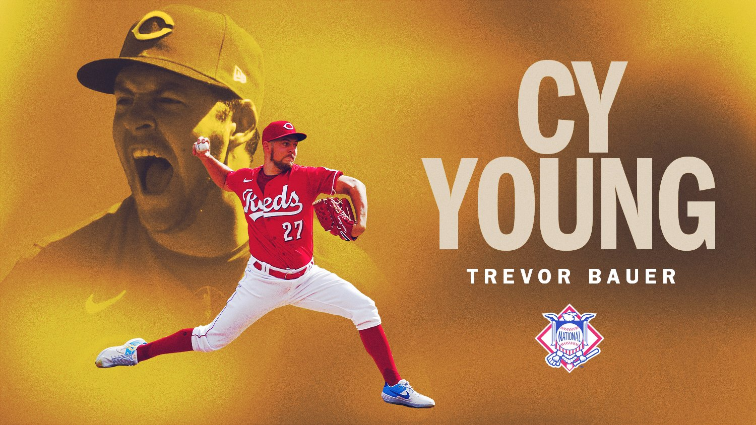 Image result for trevor bauer cy young