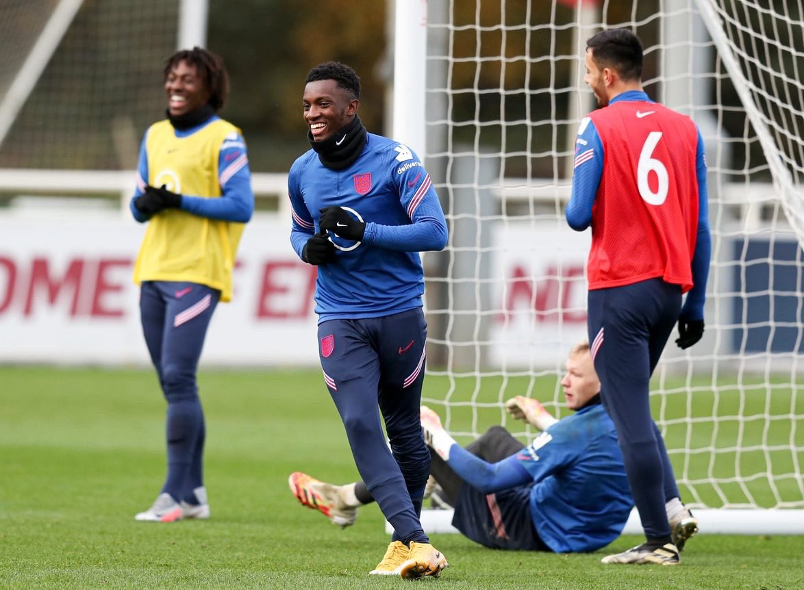 Good to be back! @England 😁🦁🦁