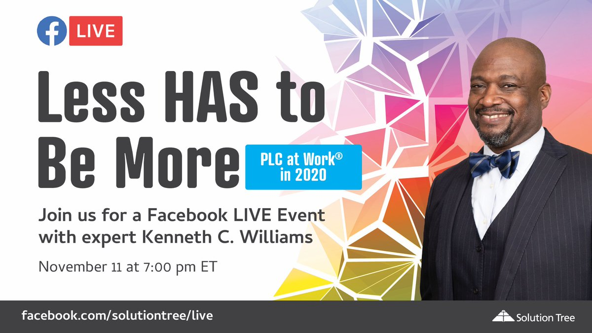Join me tonight! #StartWithTheCROWN #STARTINGAMOVEMENT #atplc facebook.com/solutiontree/l…