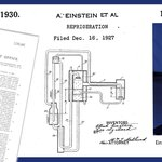 Image for the Tweet beginning: #OTD ninety years ago, Albert