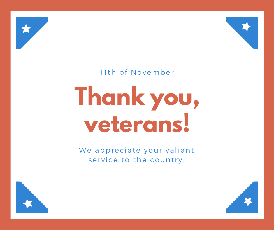 test Twitter Media - Thank you to all the veterans who have served, and to the family physicians who serve veterans. https://t.co/l3GpxRcaza