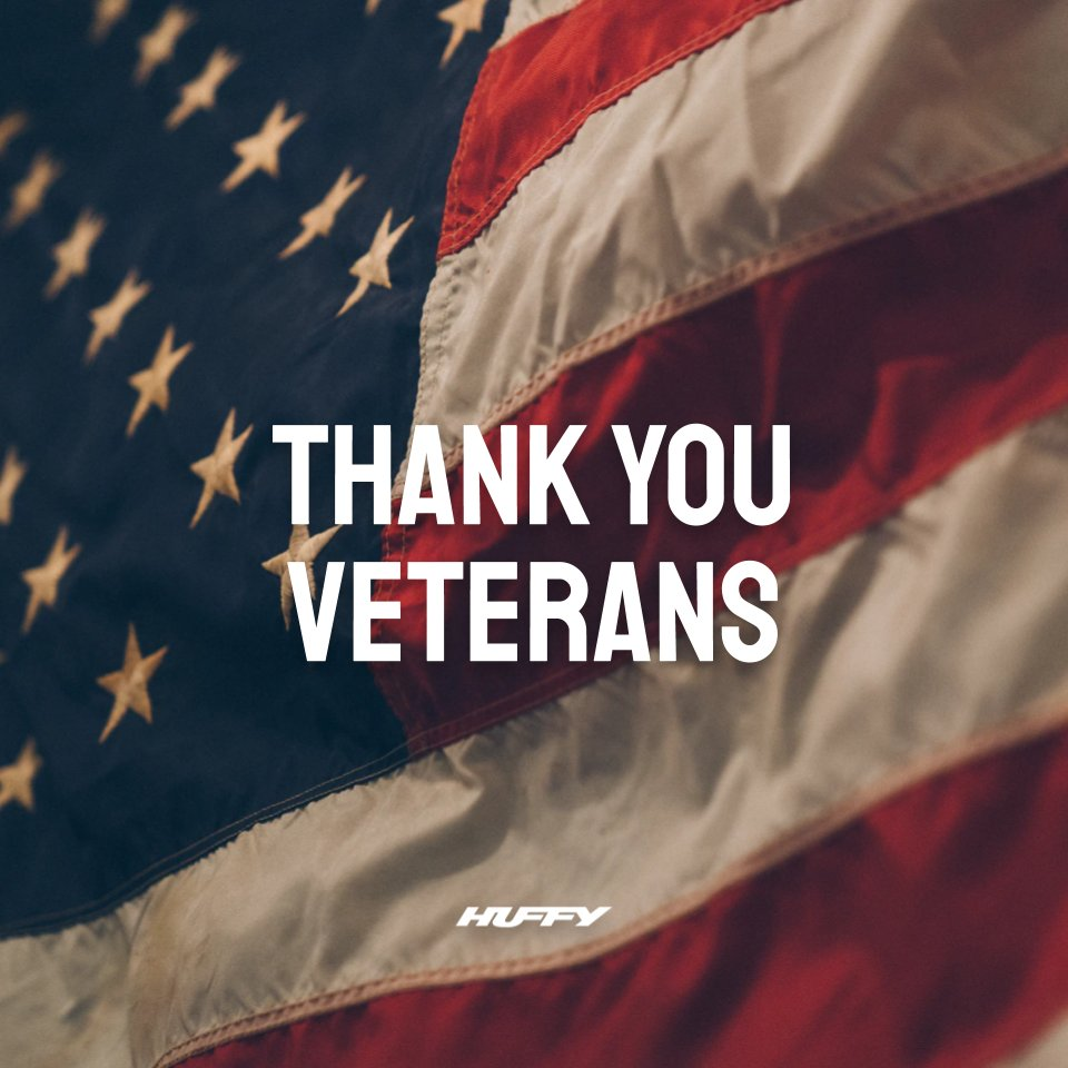 To all of America's veterans and their families, thank you for your service and sacrifice.  #VeteransDay #LiveTheRide https://t.co/ei3rSdarTx