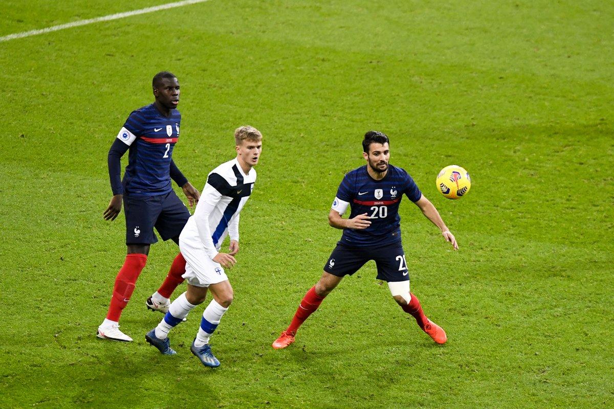 ไฮไลท์ฟุตบอล กระชับมิตรทีมชาติ ฝรั่งเศส - ฟินแลนด์