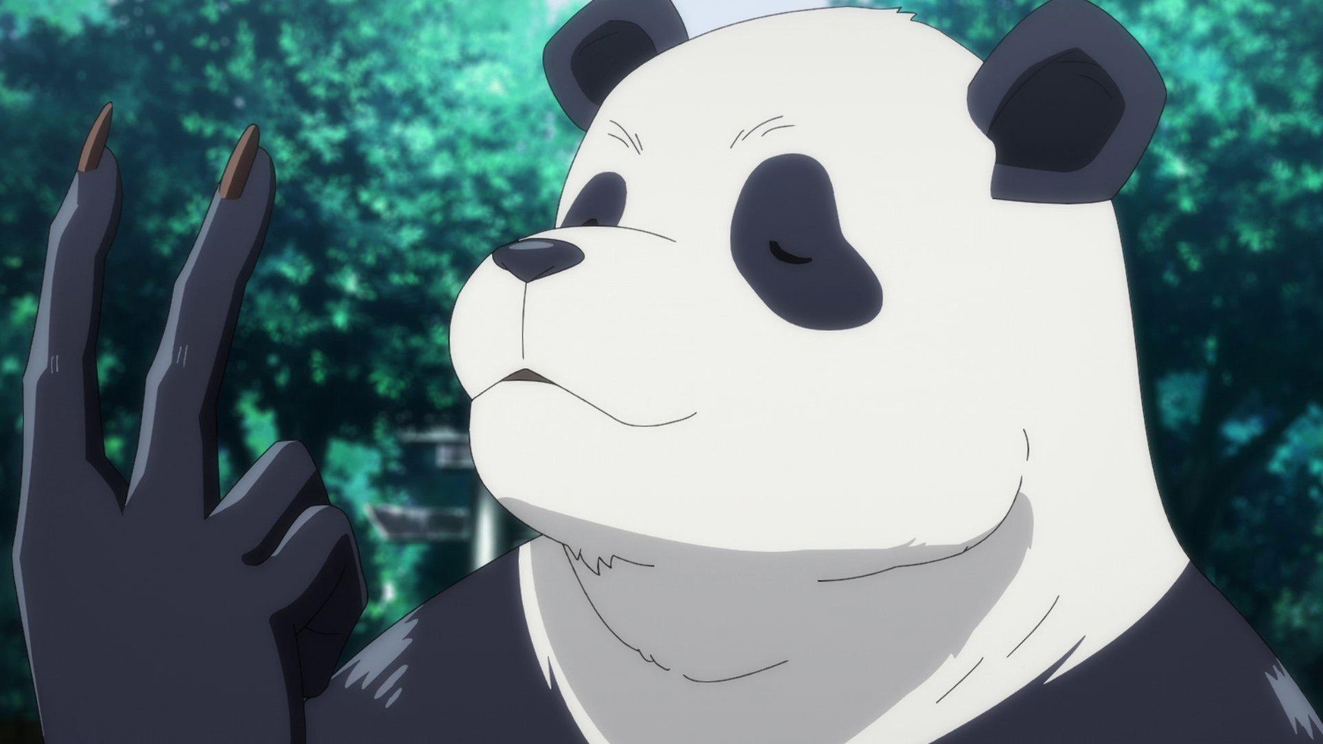 Panda Jujutsu Kaisen