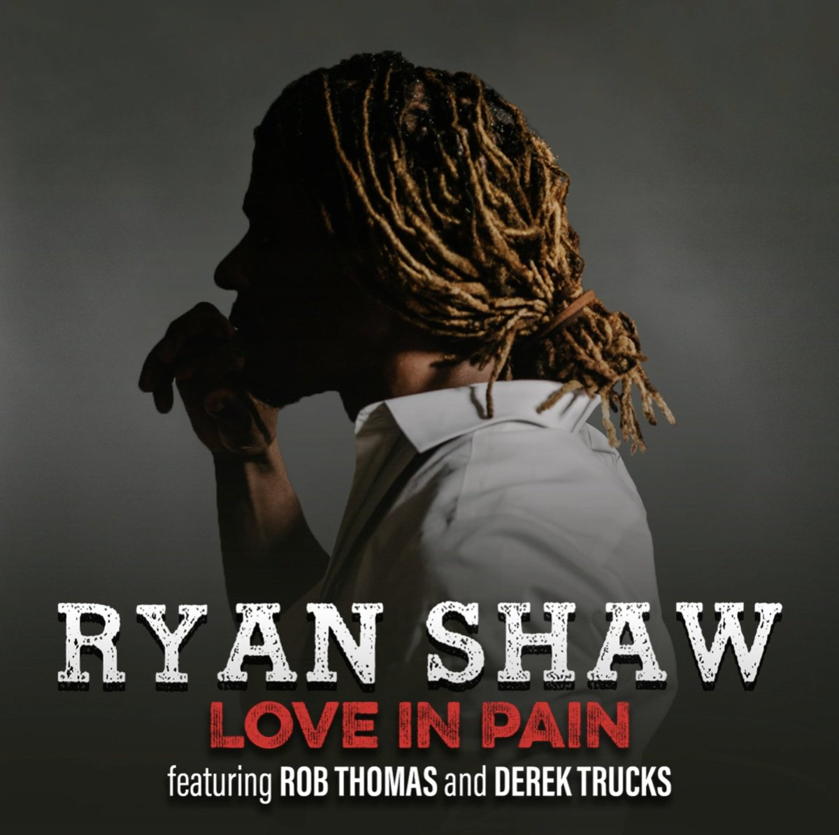 """Love In Pain"" with @thisisRyanShaw and Derek Trucks is OUT NOW!"