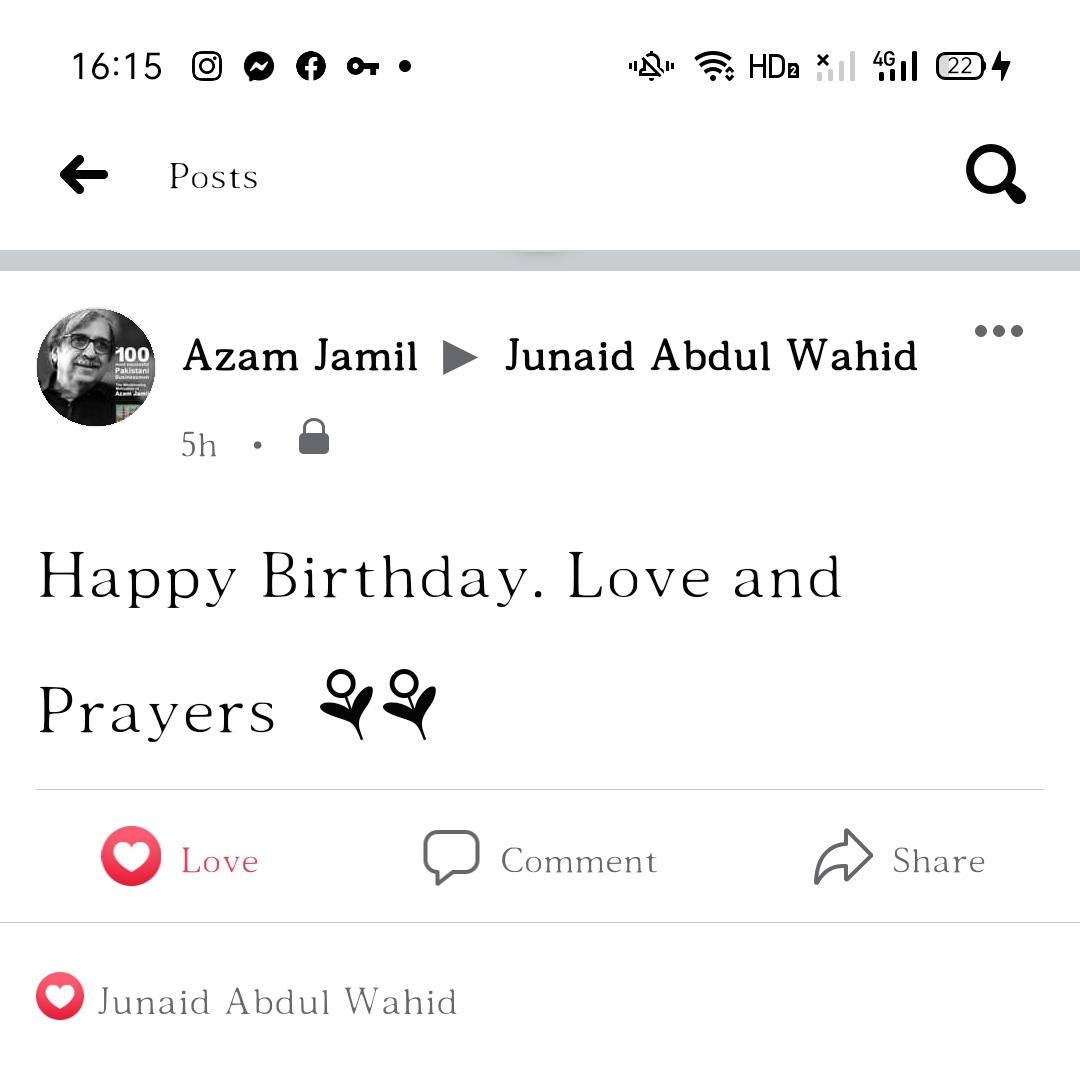 literally made my day, or even my month, 😍😍😘 thank you sir @AzamJamil53 https://t.co/8xI1muACWb