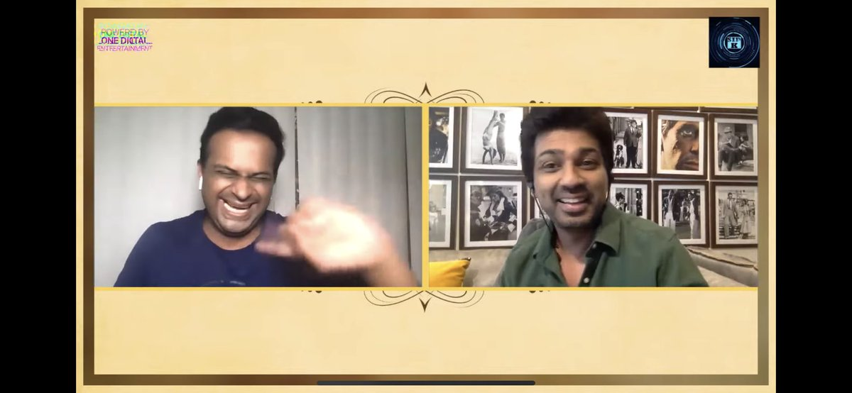 Not everyone gets a chance in Bollywood: @Nikhil_Dwivedi   Nikhil brother, I love how positive your  outlook is!  Watch the full video on my @youtubeindia   #SidK #NikhilDwivedi #Scam1992 #Nagin #Scam1992TheHarshadMehtaStory