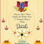 May your life & Home sparkle with health,peace & prosperity today & always. #HappyDiwali #Siiora #happiness #health #india #festival #celebration #Diwali2020