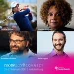 Image for the Tweet beginning: #veille RootsTech Connect 2021 Announces