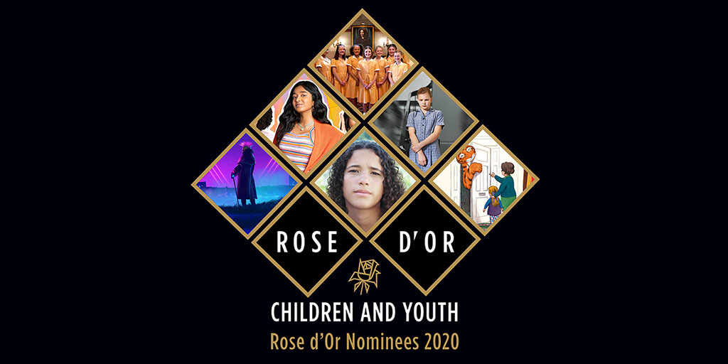 Congratulations to our Children and Youth Rose d'Or Award nominees!  Malory Towers First Day Never Have I Ever FYI Investigates: Children Caught in the Crossfire The Tiger Who Came to Tea Nighthawks  Click to see full list of 2020 nominees: