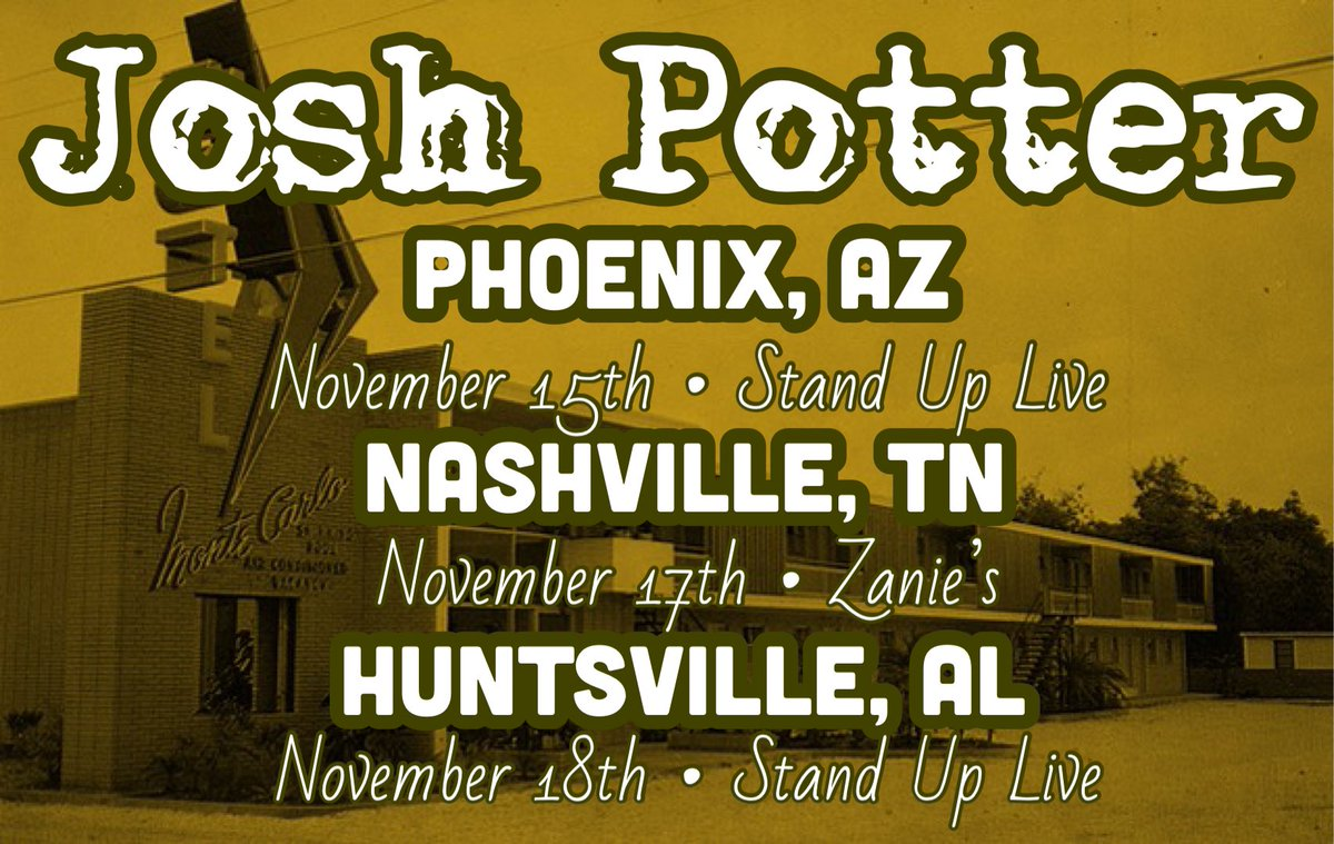 Josh Potter On Twitter Come To My Shows Next Week So Many Tickets Sold Already It Makes Me Smile Thank You We Re Going To Have Fun Even Though I Haven T Done A She is busy bringing up her little brother, marc, and has an intense relationship with her father, christian. josh potter on twitter come to my