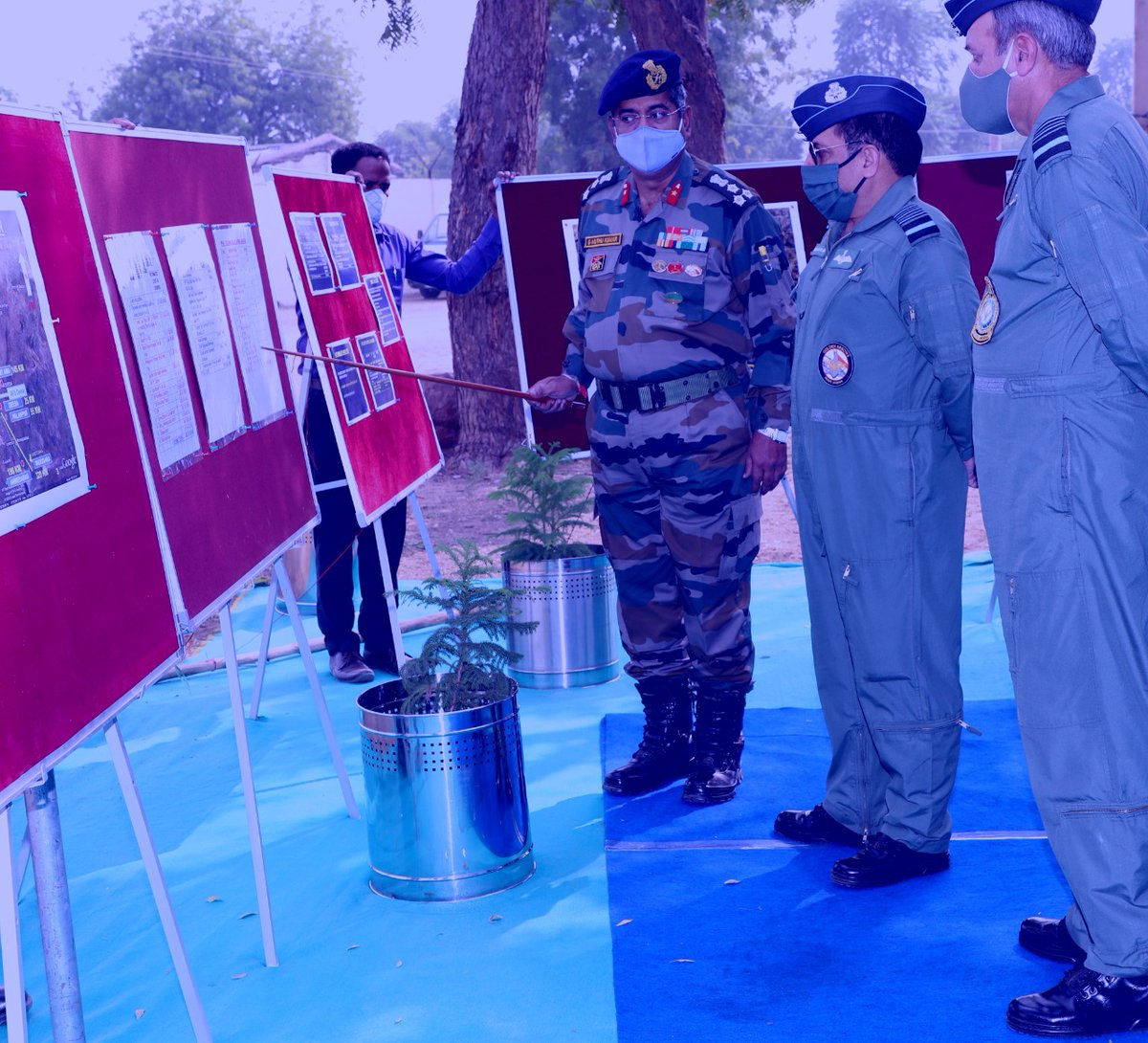 IAF chief inaugurates operational infra activities at Deesa Air Force station in Gujarat