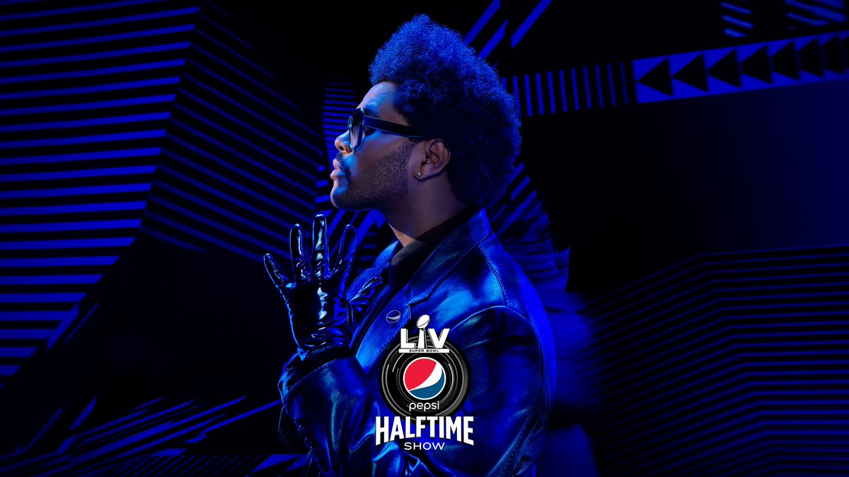 performing on the iconic stage. see you 02/07/21 @pepsi #pepsihalftime #SBLV