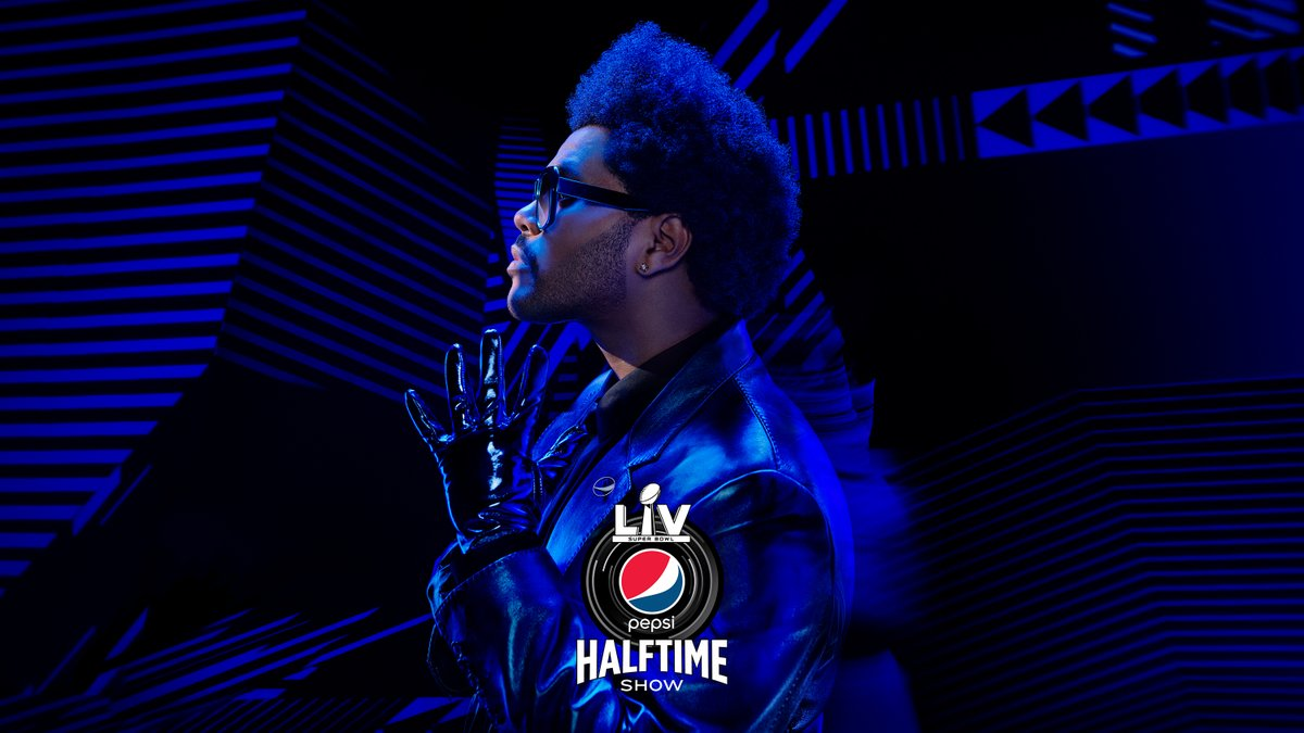 The #PepsiHalftime Show on @CBS featuring @theweeknd is sure to be nothing short of transcendent 🙌 @Pepsi @rocnation #SBLV