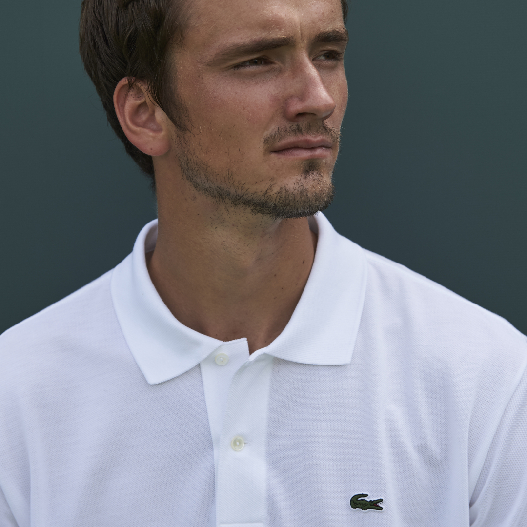 Lacoste is proud to announce the renewal of the contract with rising tennis star @DaniilMedwed until 2026. In the essence of the brand's founder, it is his elegance of play and his spirit that Lacoste wishes to transmit through the extension of his contract. #TeamLacoste https://t.co/aToiLRk22g