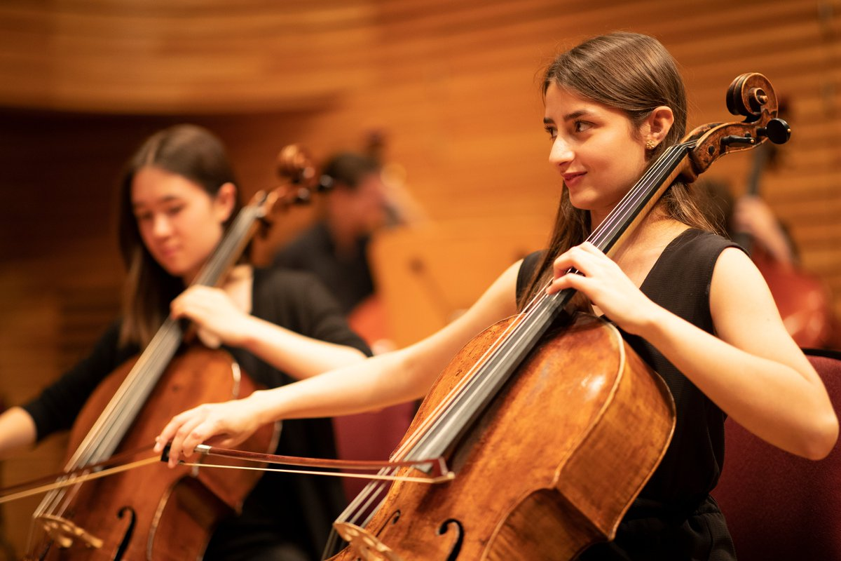 Now that we've settled back into school, we're so excited to restart our Menuhin Hall at Home series of virtual concerts. The first will be sent tomorrow so if you aren't already on the list, there's still time! Just go to themenuhinhall.co.uk to sign up. #VirtualEvents