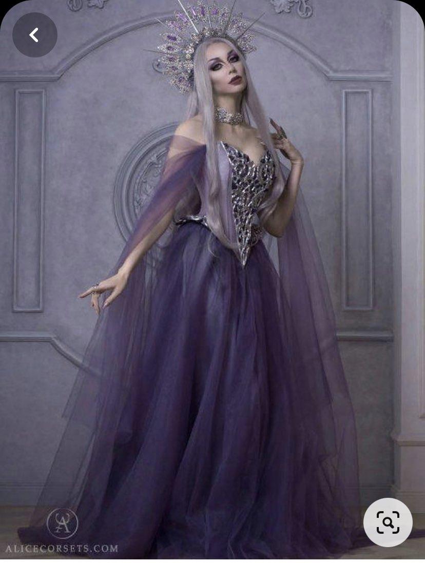 carla fantasy gown
