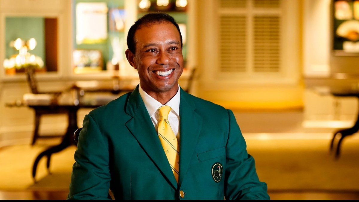 On the 25th anniversary of his first appearance, Tiger looks back at his most precious memories. #themasters