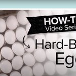 Image for the Tweet beginning: Hard-boiled eggs are versatile &