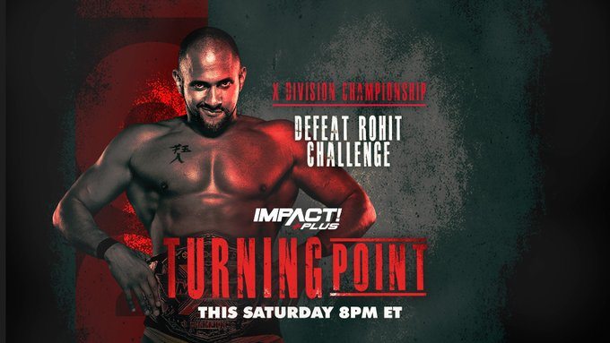 Turning Point Defeat Rohit Challenge