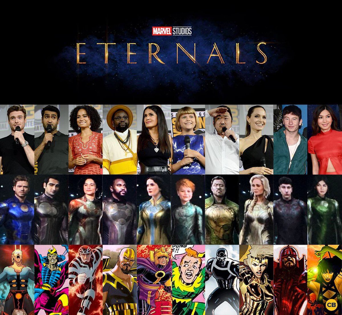 @DiscussingFilm Thank god for #ChloéZhao 🙄 but even if she doesn't win she has #Eternals so I guess she doesn't need this shit. 🤷🏾♀️