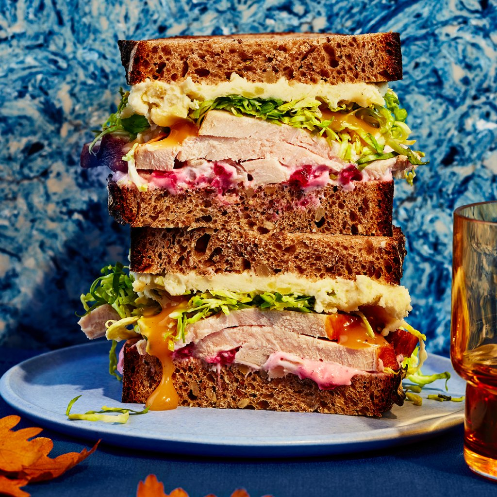 Pull up a chair sandwich fans, The Gobbler features all the fresh Thanksgiving ingredients you can get at Kroger in one, delicious package. Get the full fresh assortment you need with our easy Free Pickup.
