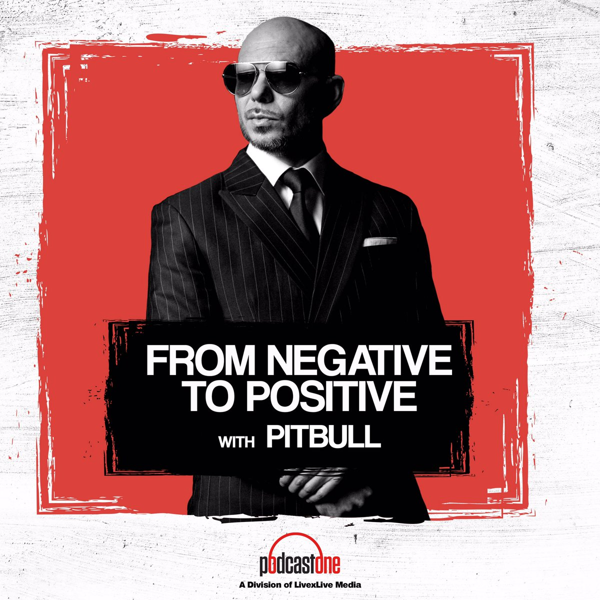 "#NEWS The brand new @Pitbull's Podcast ""From Negative to Positive"" featuring @EmilioEstefanJr is OUT NOW! #FromNegativeToPositive #MrWorldwide #Pitbull ⠀⠀⠀⠀⠀⠀⠀⠀⠀ Listen to it here:"