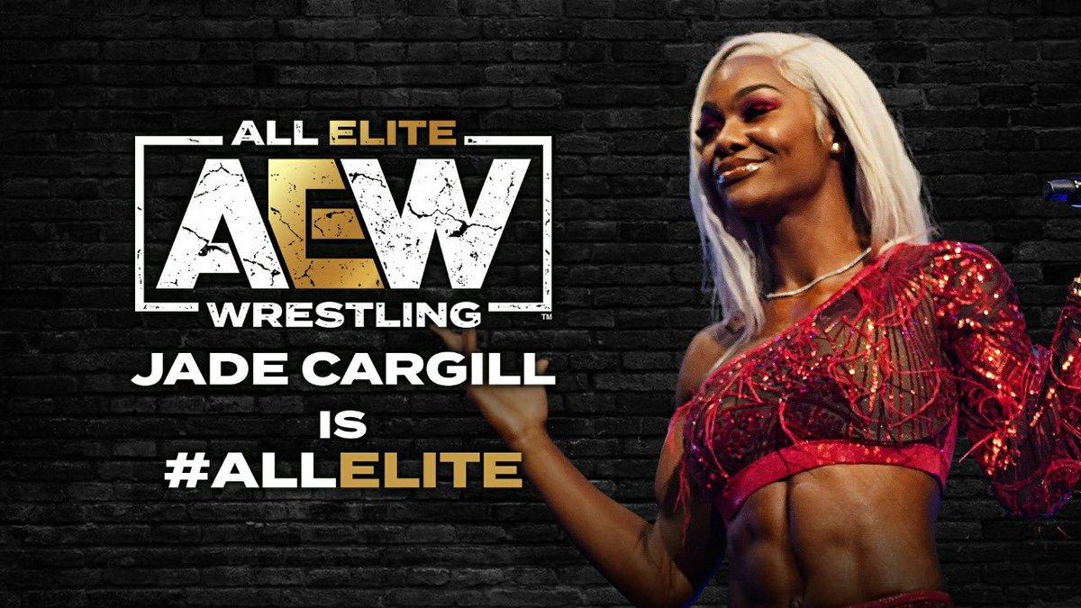 AEW Has Signed Jade Cargill