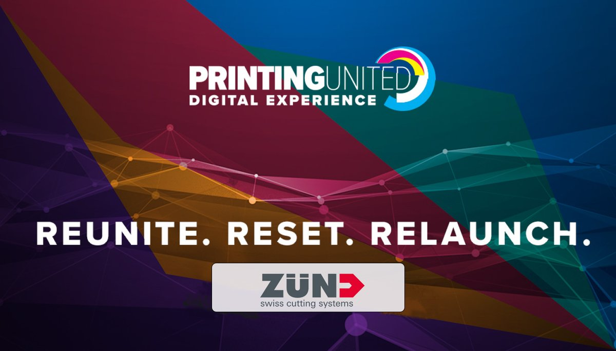 Love to hear this! Thank you for joining us! Our hope is that this experience and celebration will together light a fuse to reunite, reset, and relaunch! #PRINTINGUnited